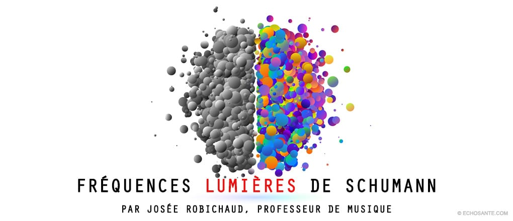 Fréquences Lumières de Schumann - Josée robichaud