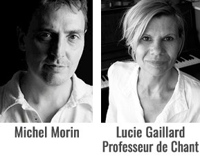 Michel Morin - Lucie Gaillard