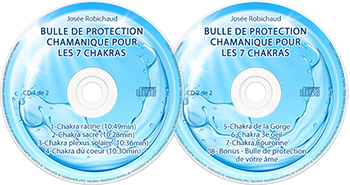 Bulle de Protection Chamanique pour les 7 chakras