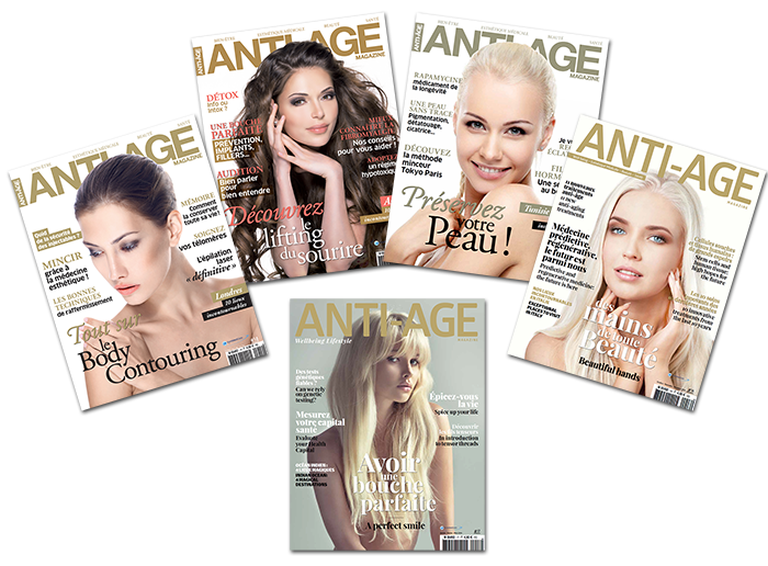 Collection Anti-âge MAG 2014-2015