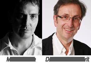 Michel Morin Dr. Christian Bourit