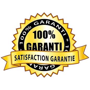 Satisfaction garanti