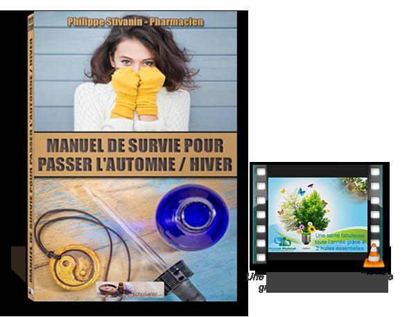 MANUEL DE SURVIE POUR PASSER L'AUTOMNE / HIVER