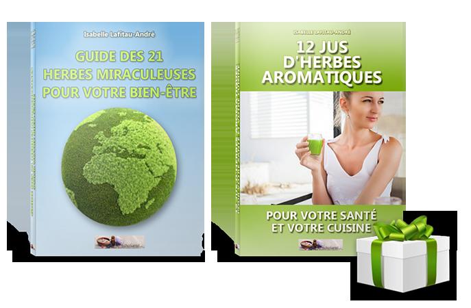Guide des 21 Herbes Miraculeuses pour votre Bien-Être