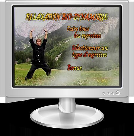 LA PRÉSENTATION VIDÉO « LA RELAXATION BIO-DYNAMIQUE »
