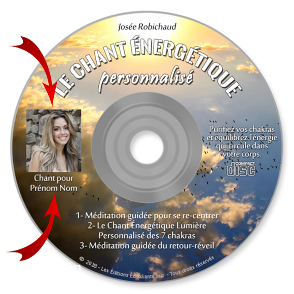 Le Chant Énergétique Personnalisé