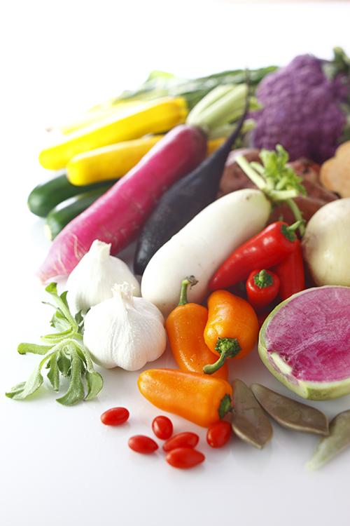 21 légumes miraculeux