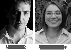 Michel Morin et Isabelle Collange