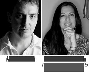 Michel Morin et Silvana Di Gaetano