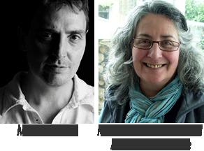 Michel Morin et Marianne Lemarchand