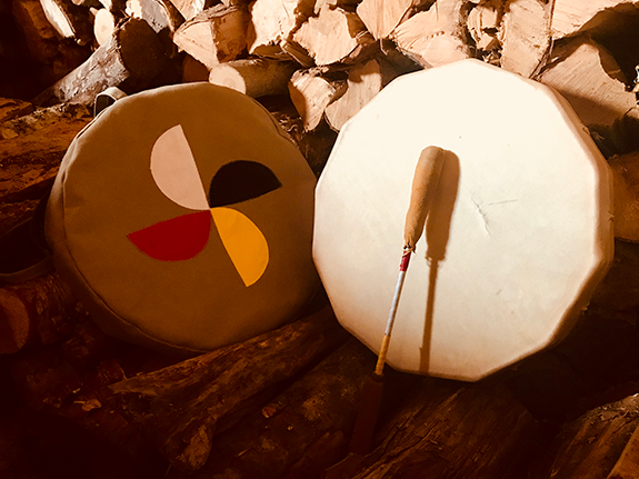 Tambours Amérindien du Canada