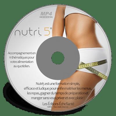 Nutri5 - Formation en 11 Modules Vidéos