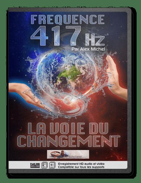 Fréquence Sacrée de Guérison - Fréquence 417Hz