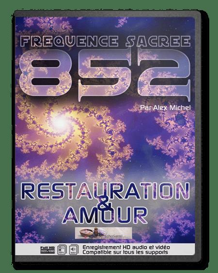 Fréquences Sacrées de Guérison - Fréquence 852Hz