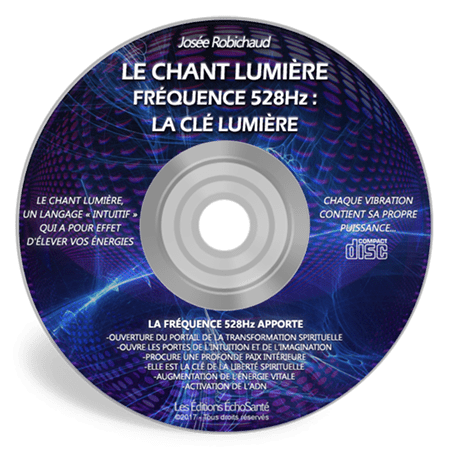 Chant Lumière 528Hz - La Clé Lumière