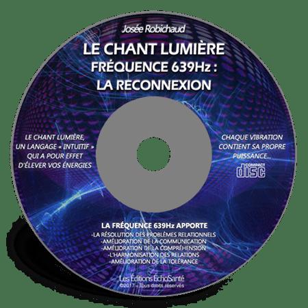 Chant lumière 639Hz - La Reconnexion